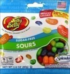 Jelly Belly Sours Sugar Free