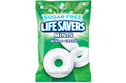 Life Savers - Sugar Free Wint O Green Bag