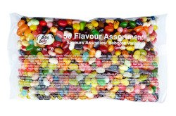 Jelly Belly Assorted 50 Flavors 1kg