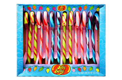 Jelly Belly Candy Canes Blue Pack