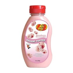 Jelly Belly Dessert Topper Strawberry Cheesecake