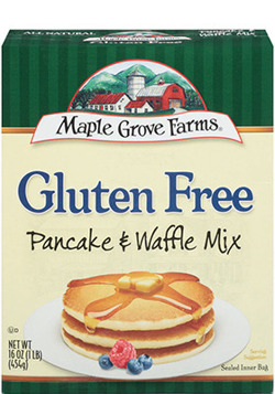 Maple Grove Farms Pancake Mix Gluten Free