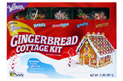 Wonka Gingerbread Cottage Kit
