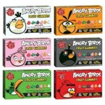 Angry Birds Fruit Gummies