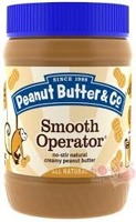 Peanut Butter & Co Smooth Operator