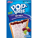 Pop Tarts Frosted Grape