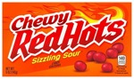 Red Hots Sizzling Sour 156g