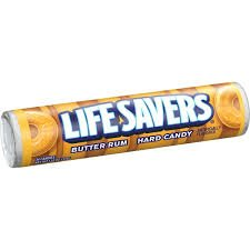 Life Savers - Butter Rum