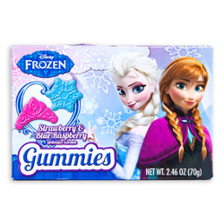 Disney Frozen Gummies