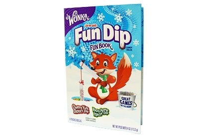 Fun Dip Fantastical Fun Book