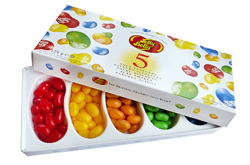 Jelly Belly 5 Sour Flavours Gift Box