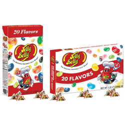 Jelly Belly Assorted Flavours Jumbo Box