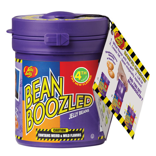 Jelly Belly Bean Boozled Mystery Bean Machine 4 th edition