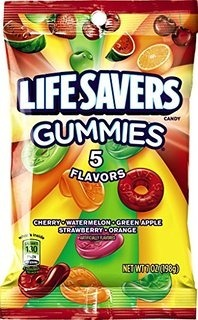 Life Savers 5 Flavor Gummies 198g