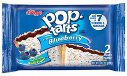Pop Tarts - Frosted Blueberry 104g