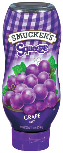 Smucker's Squeeze Grape Jelly
