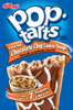 Pop Tarts -  Chocolate Chip Cookie Dough