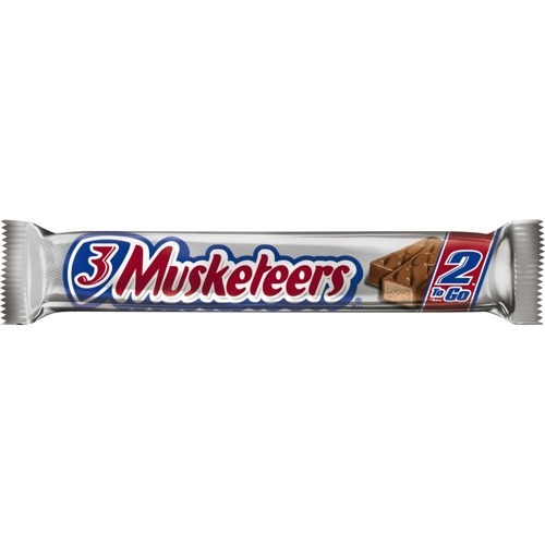 3 Musketeers King Size