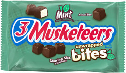 3 Musketeers Mint Bites
