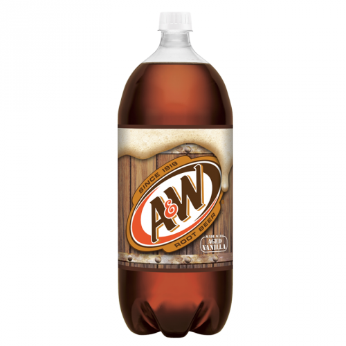 A&W Root Beer 2 Litre