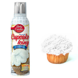 Betty Crocker Cupcake Icing