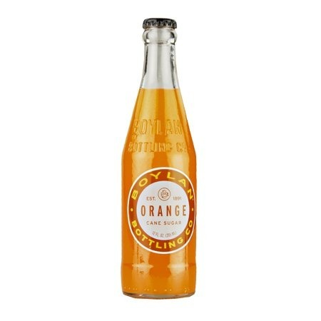Boylan Orange Soda 355ml