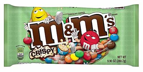 Crispy M&M's Party Size 227g