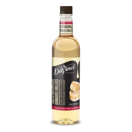 DaVinci Gourmet Syrup Classic Toasted Marshmallow 750ml