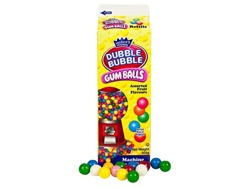Dubble Bubble Gumballs Machine