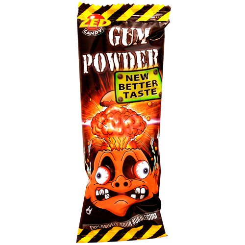 Explosively Sour Gum Powder