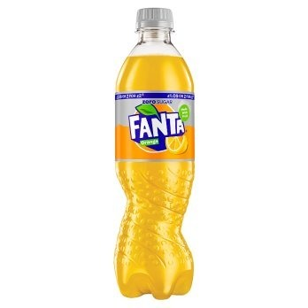 Fanta Orange Zero 500ml