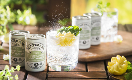 Fentimans Elderflower Tonic Water 150ml
