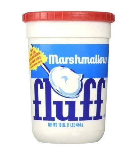 Fluff Marshmallow Double 454g