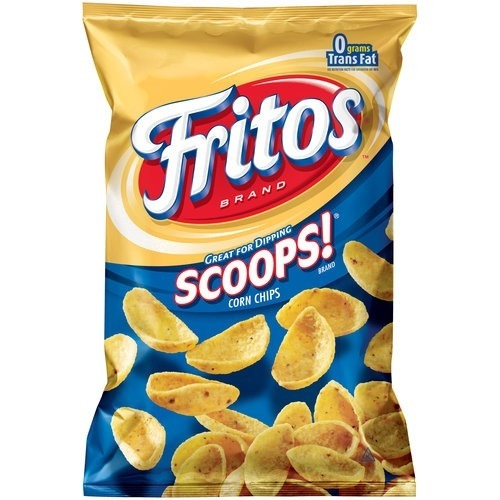Fritos Corn Chips SCOOPS 311g