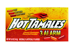 Hot Tamales 3 Alarm Box