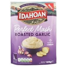 Idahoan Perfect Mash Roasted Garlic