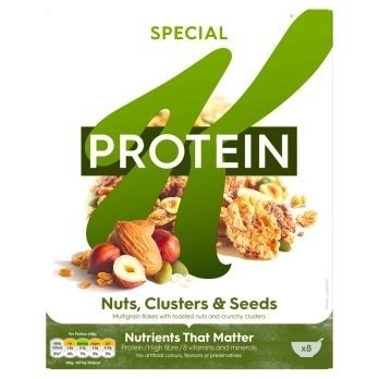 Kellogg's Special K Protein Nuts, Clusters & Seeds Cereal 330g
