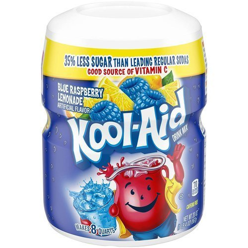 Kool-Aid Ice Blue Raspberry Lemonade 538g