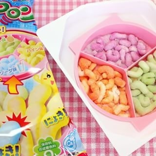 Kracie Popin Cookin Nyoki Nyoki Cororon Grape
