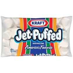 Kraft Jet Puffed Marshmallows