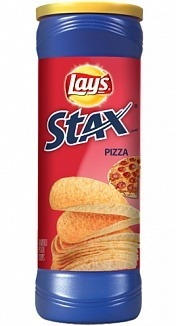 Lay's Stax Pizza
