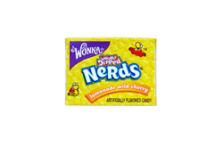 Lemonade/Wild Cherry Nerds Minis