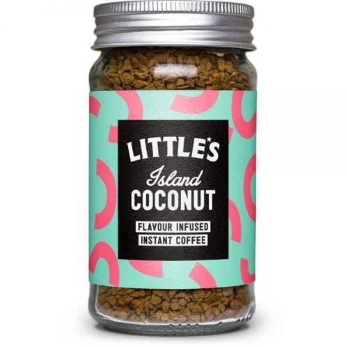 Little's Instant Coffee Coconut 50g