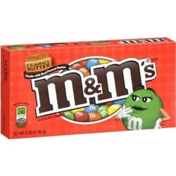 M&M's Peanut Butter Box