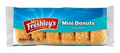 Mrs. Freshley's Crunch Mini Donuts