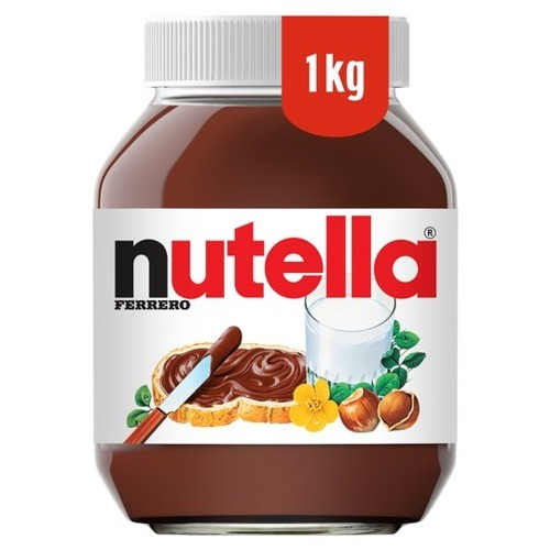Nutella® Hazelnut Spread with Cocoa 1kg