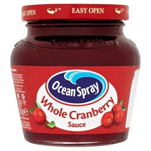 Ocean Spray Whole Cranberry Sauce 250g