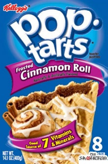 Pop Tarts - Cinnamon Roll