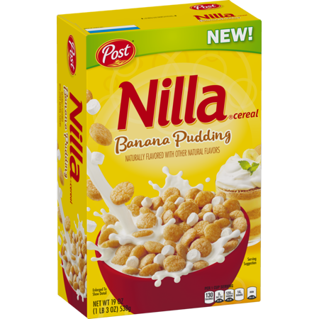 Post Nilla Wafer Banana Pudding 340g