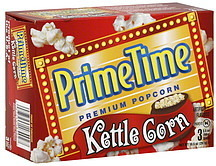 Prime Time Premium Popcorn Kettle Corn